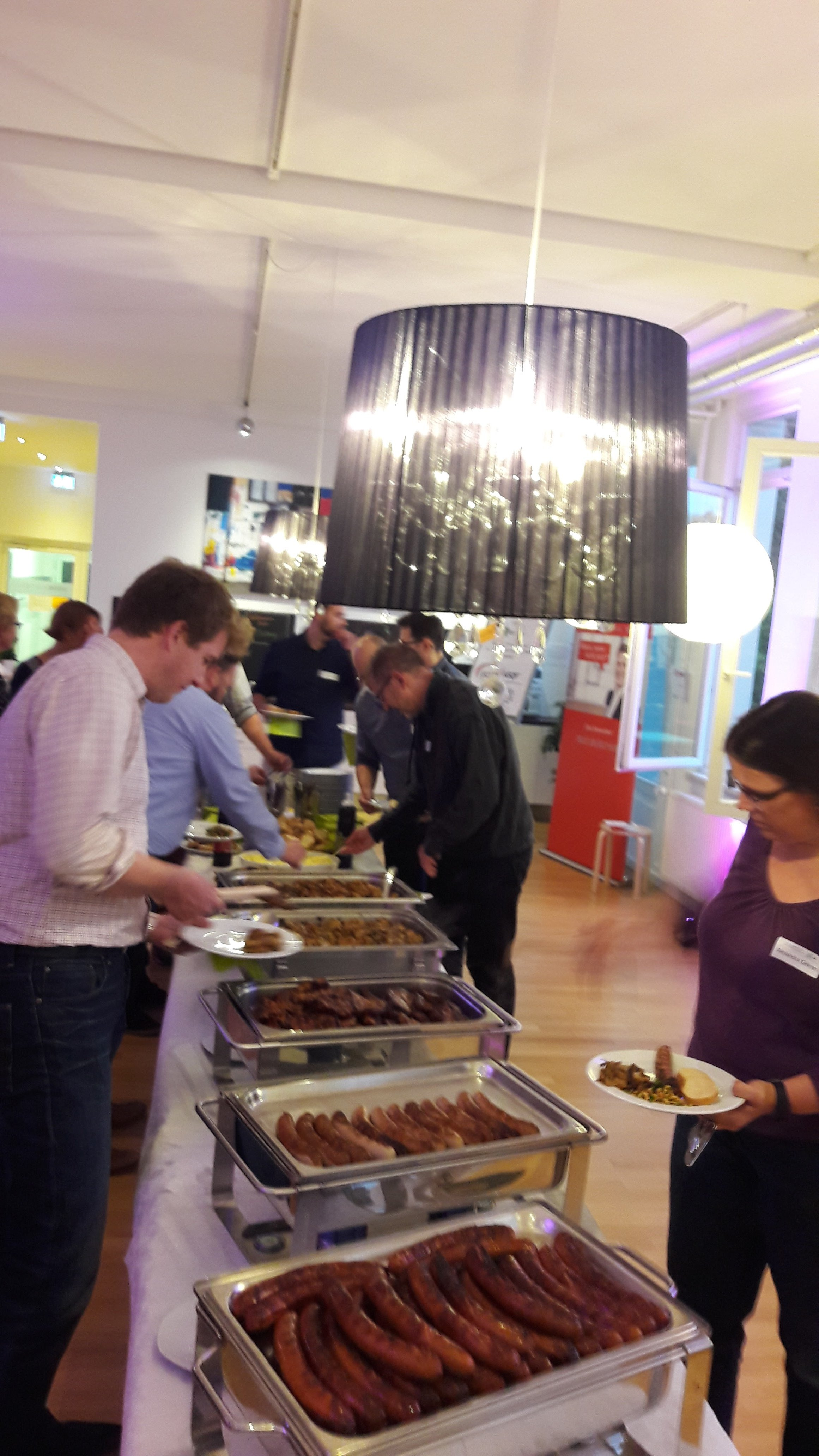 barcamp buffet